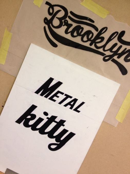 metal Kitty