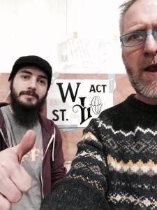 Ngs signsmiths at Play Brill 2
