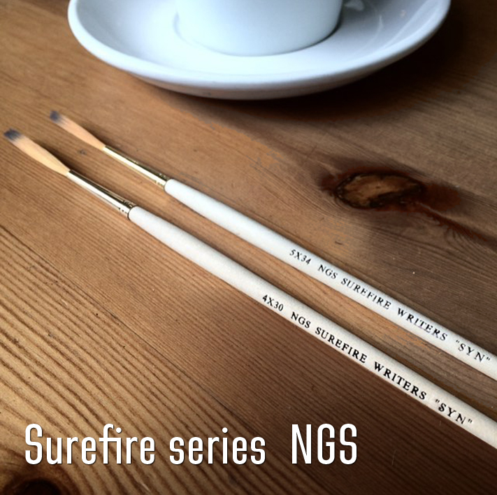 Surefire Series Brushes NGS