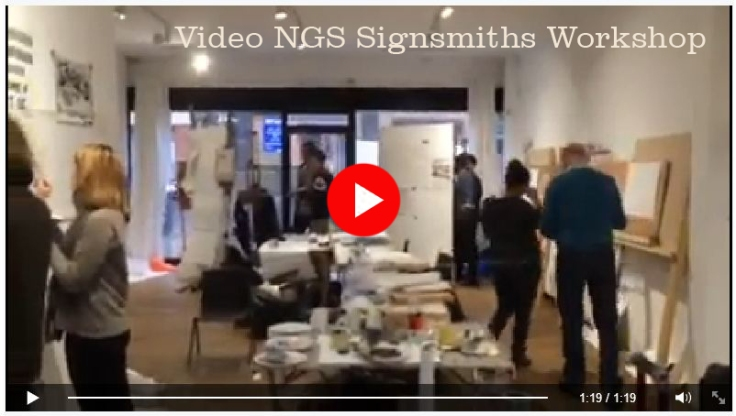 Video signsmiths weekender NGS 003