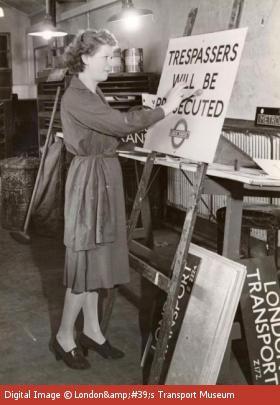 Women in Signs