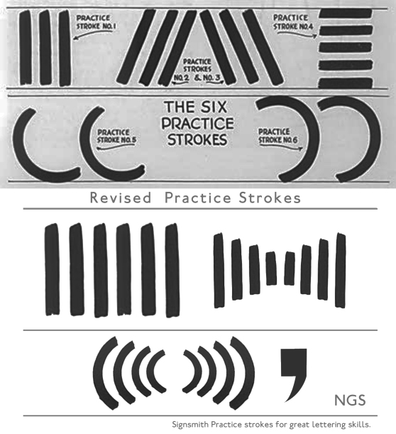 NGS Revised Basicstrokes