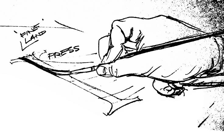 Stroke practice