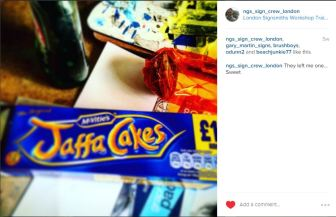 Jafa cakes