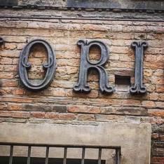 Ornate Italian Letters Piacenza
