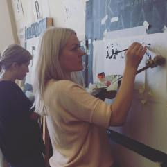 Signsmiths NGS London courses in signwriting UK 11