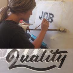 Signsmiths NGS London courses in signwriting UK 6
