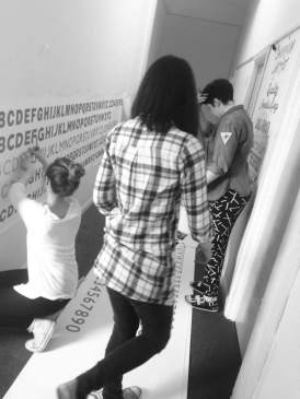 Signsmiths signwriting courses NGS London 6
