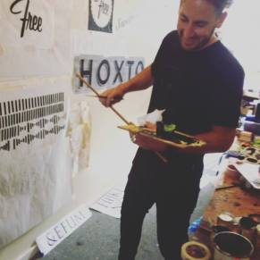 NGS Signsmiths signwriting courses of London