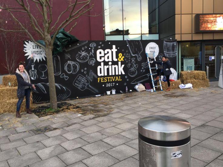 Eat drink festival panel done!!!
